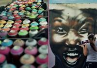Street art. Creative.